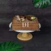 6″ Crunchy Hazelnut Feullitin Gâteaux Cake