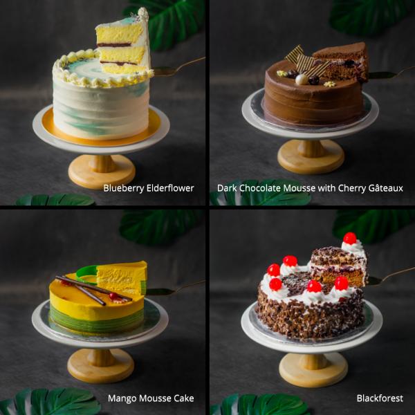 6 Inch Cake Choice 2