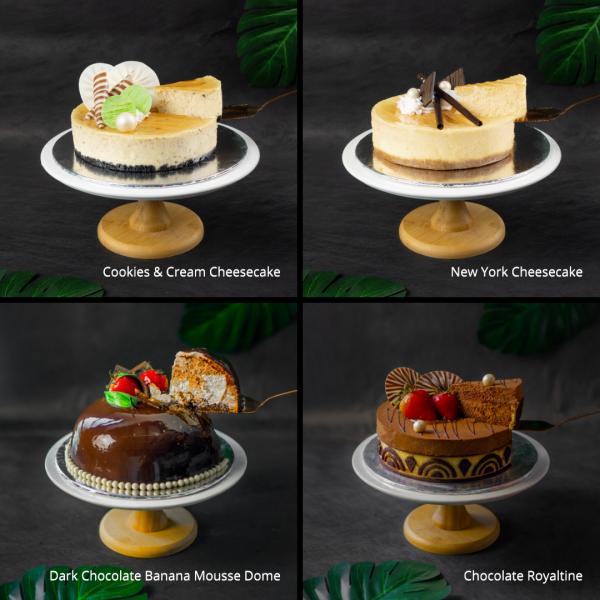 6 Inch Cake Choice 3