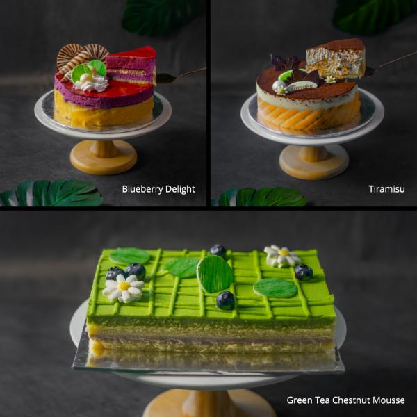 6 Inch Cake Choice 5
