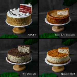 8 Inch Cake Choice