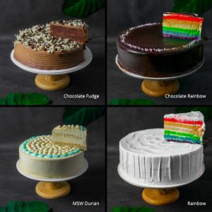 9.5 Inch Cake Choice