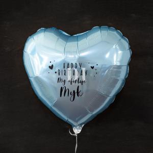 Heart Foil Balloon