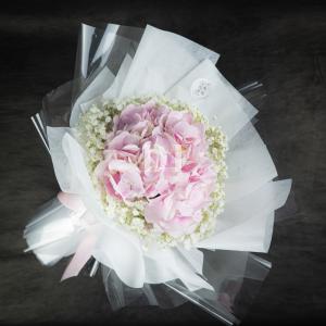 Pink Wanderlust Hydrangea Bouquet