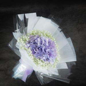 Purple Wanderlust Hydrangea Bouquet